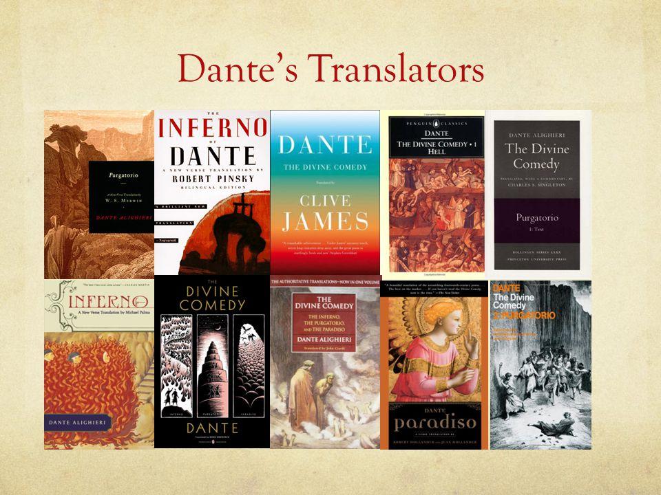 Dante's Translators