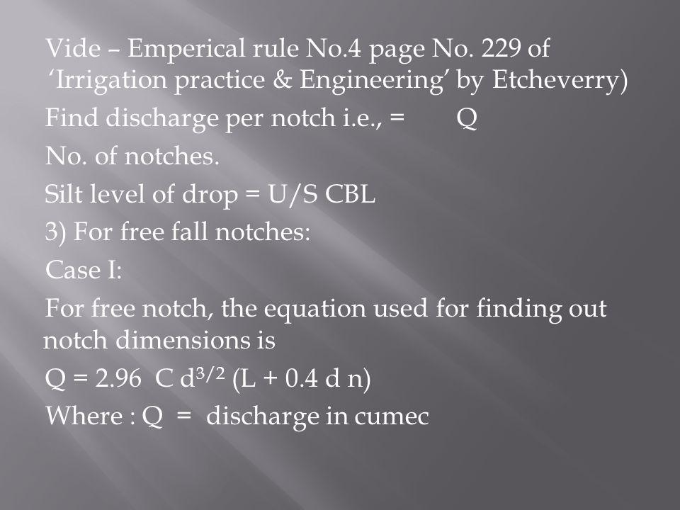 Vide – Emperical rule No. 4 page No