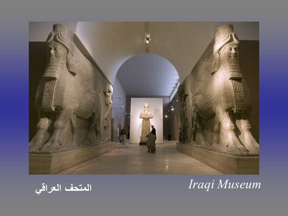 Iraqi Museum المتحف العراقي