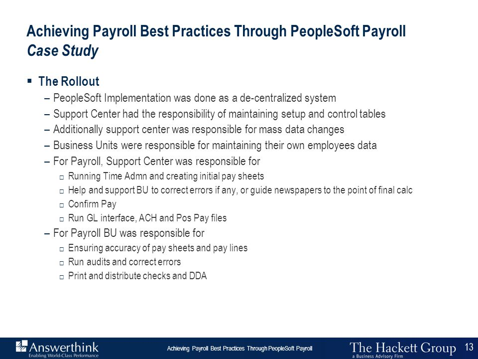 Why Is it So Important That Payroll Is Precise?