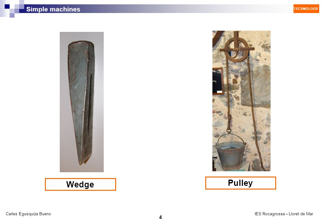 Wedge Pulley