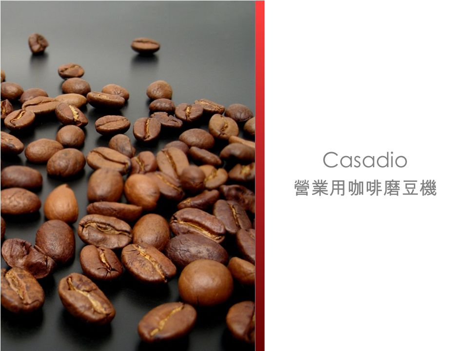 Q10 Casadio 營業用咖啡磨豆機