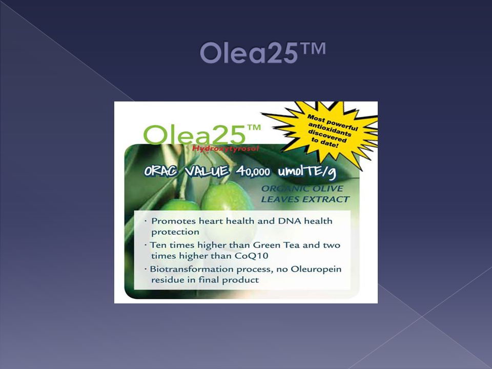 Olea25™