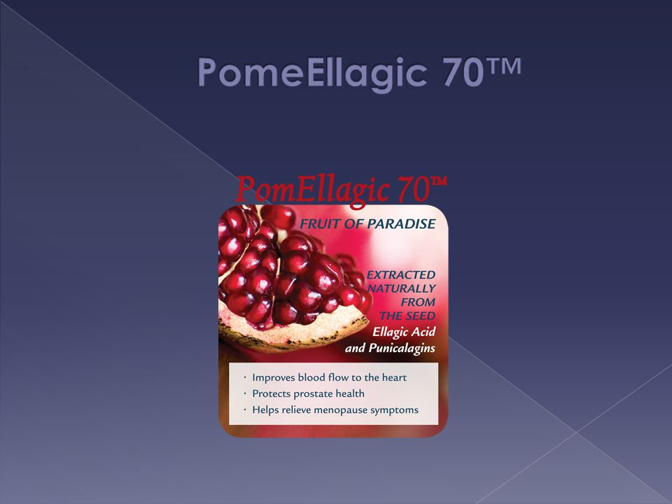 PomeEllagic 70™