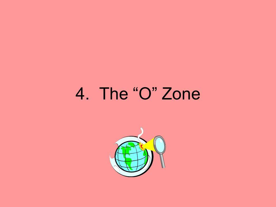 4. The O Zone