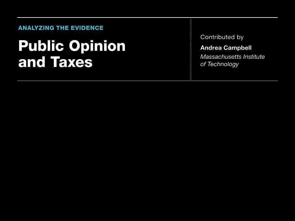 Nobody likes to pay taxes