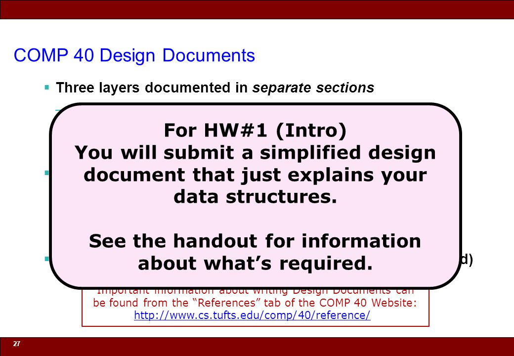 COMP 40 Design Documents For HW#1 (Intro)