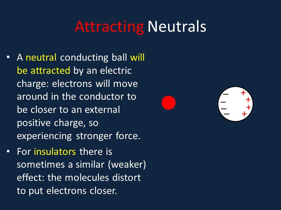 Attracting Neutrals a.