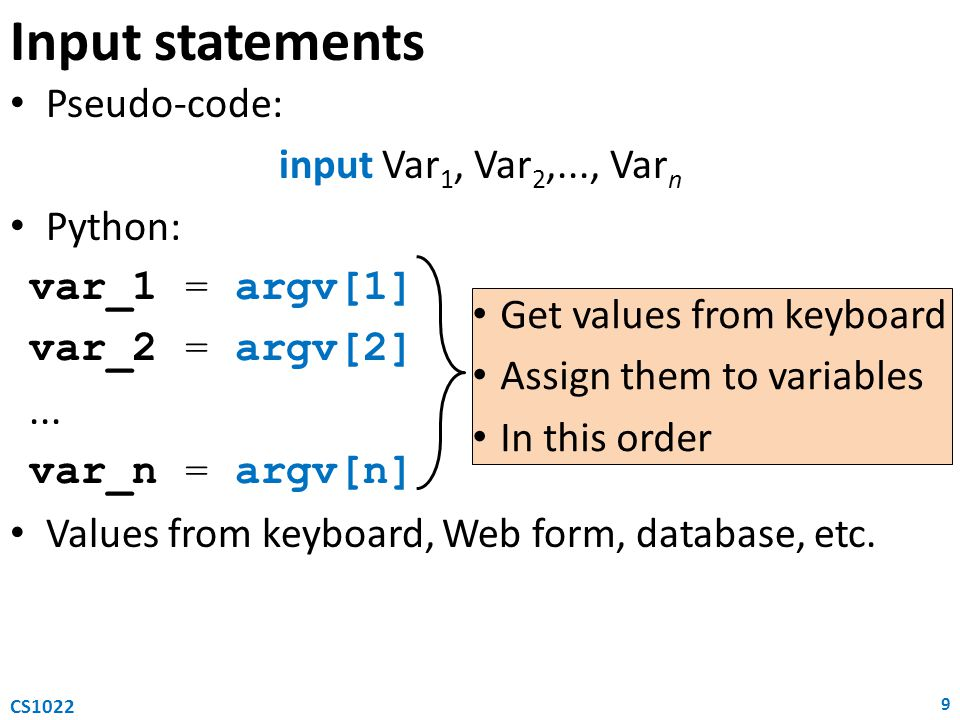 how to use while variable equals statement in python