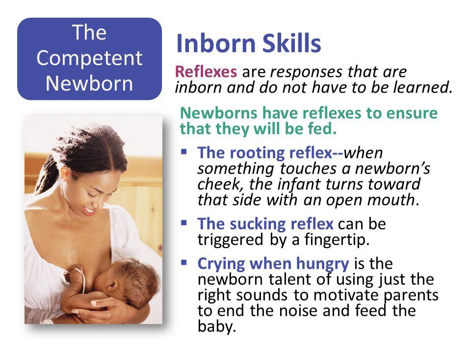 Inborn Skills The Competent Newborn
