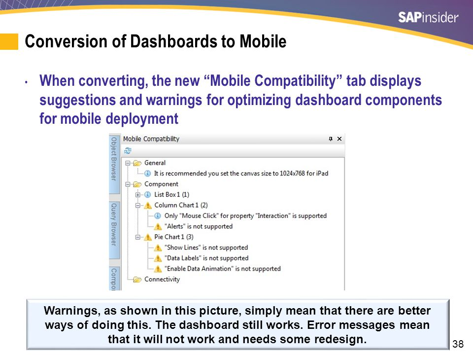 Using the Right Fonts for Mobile Dashboards