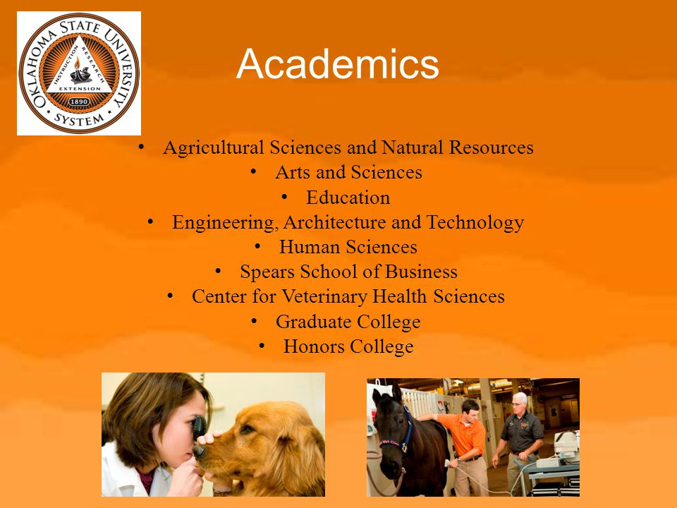 Academics Agricultural Sciences and Natural Resources