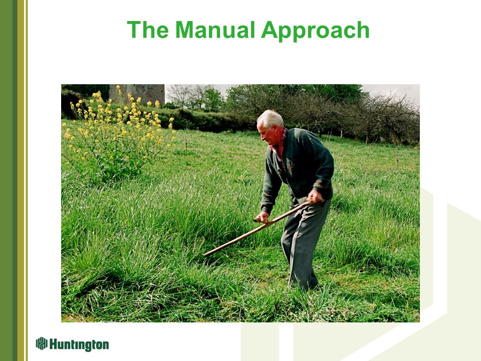 The Manual Approach