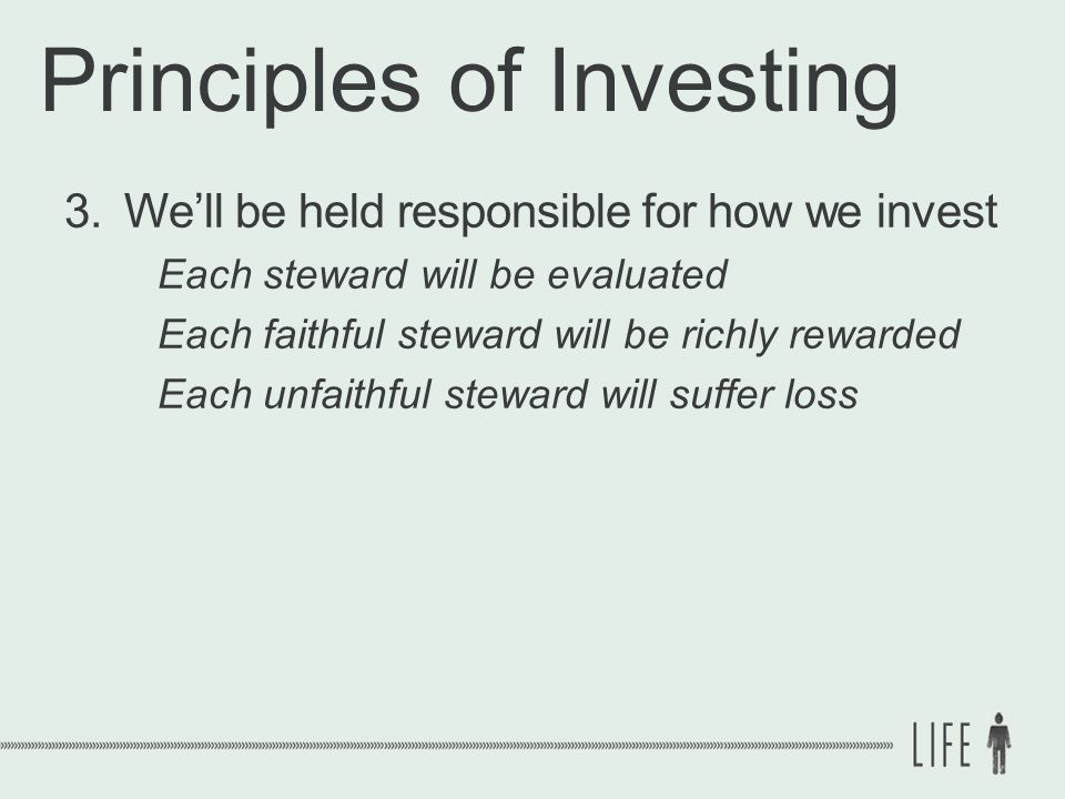 Principles of Investing