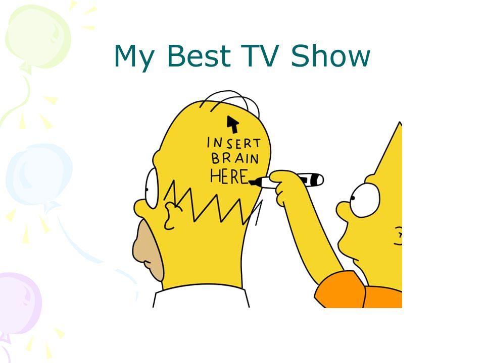 My Best TV Show