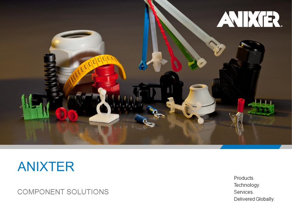 ANIXTER COMPONENT SOLUTIONS