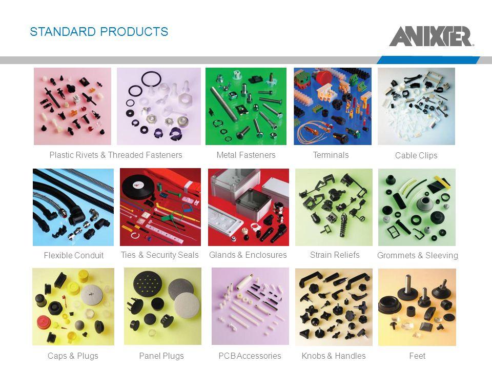 Plastic Rivets & Threaded Fasteners