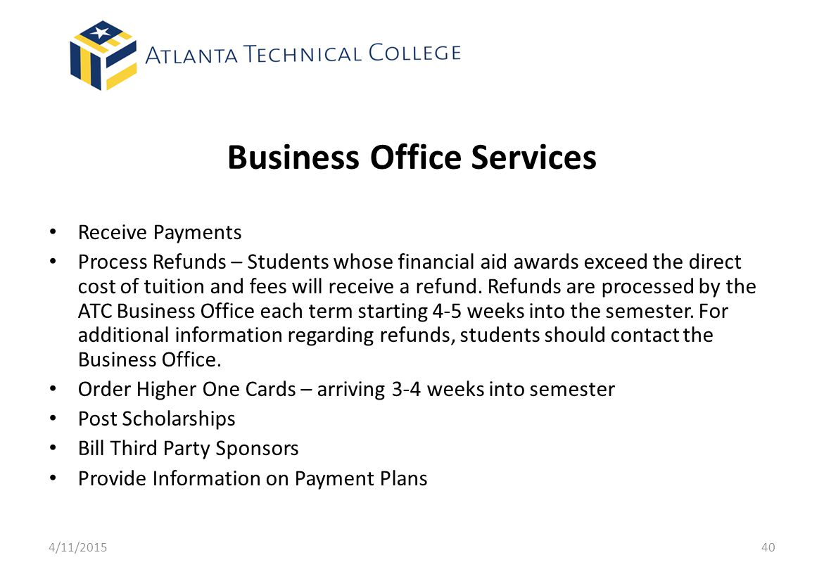 Business Office Services