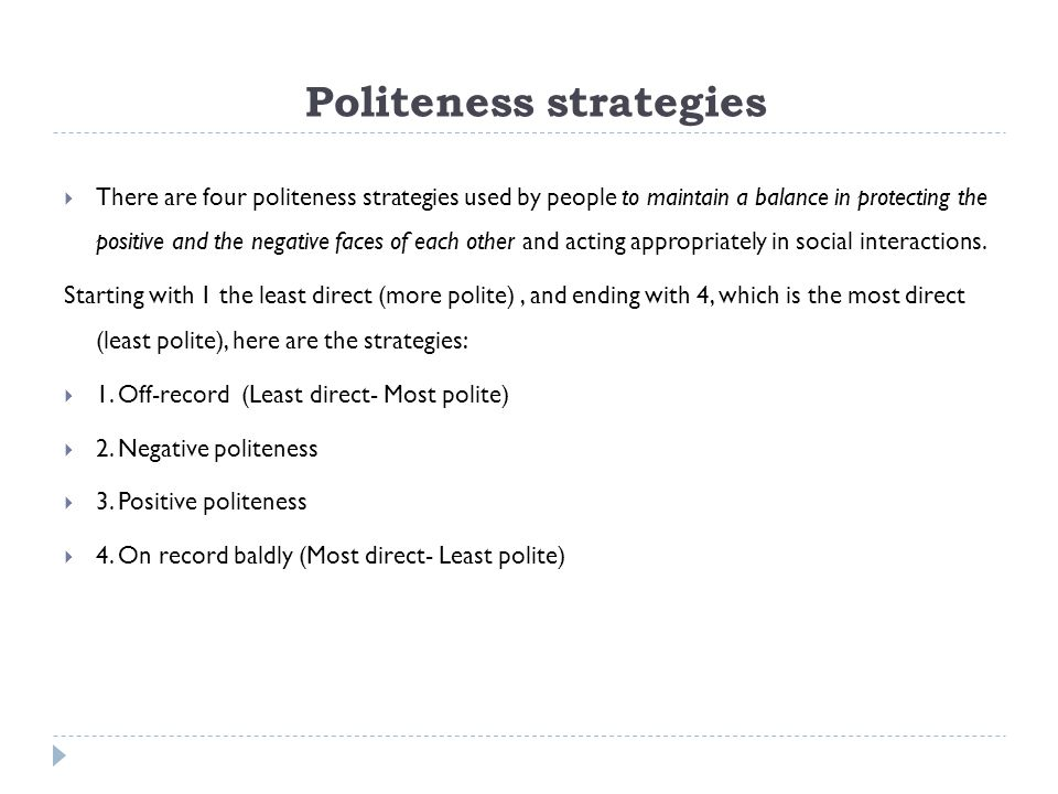 """realization of positive politeness strategies in On apologising in negative and positive politeness cultures eva ogiermann  positive politeness apology strategies 179–204 chapter 10 on the culture-specificity of apologies 205–258  and qualitative analysis of apology realization are some clear strengths of the volume"""" rachel l shively, illinois state university,."""