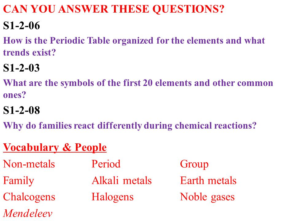 CAN YOU ANSWER THESE QUESTIONS S1-2-06