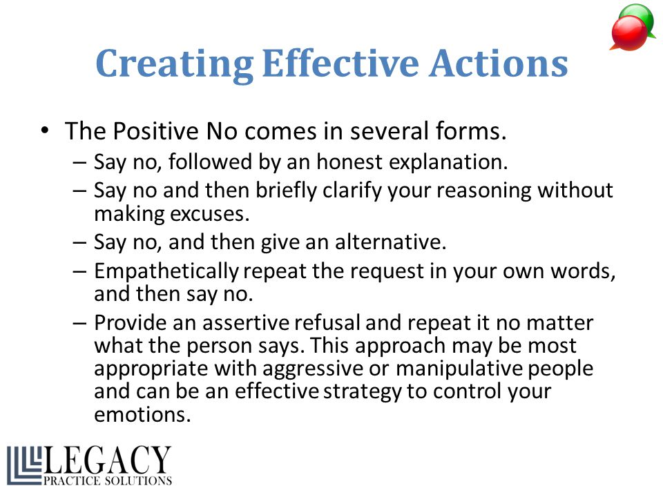 Creating Effective Actions