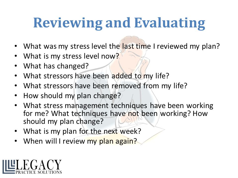 Reviewing and Evaluating