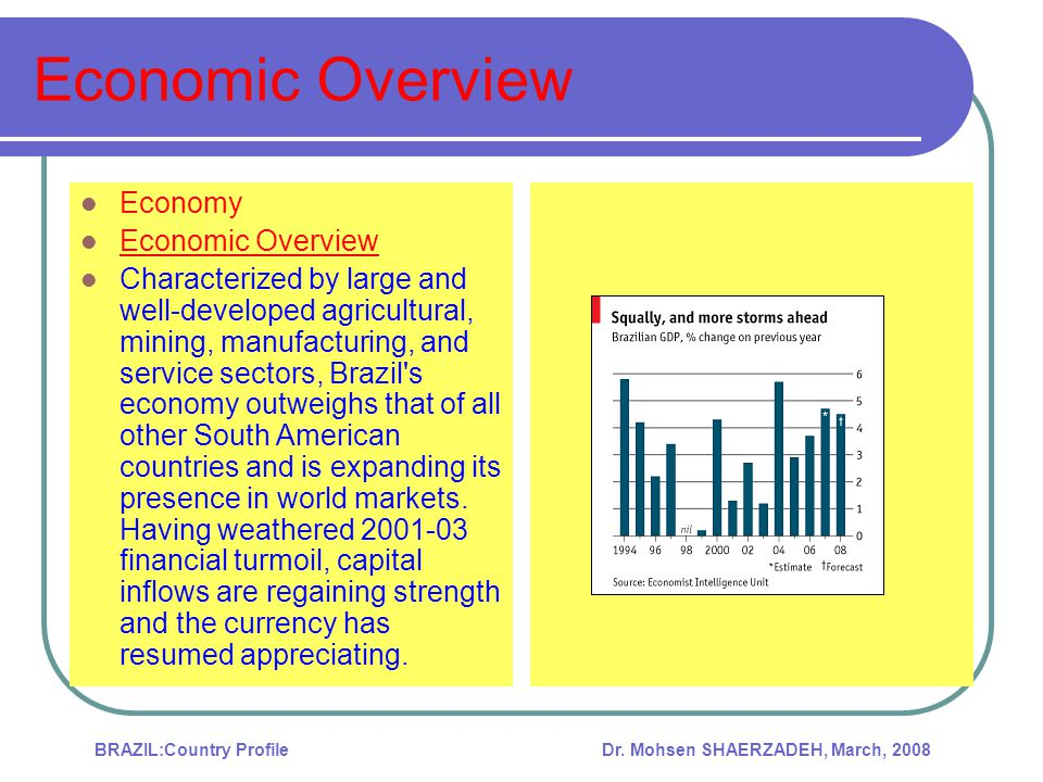 brazil country profile More information about brazil is available on the brazil page and from other department of state publications and other sources listed at the end of this fact sheet us-brazil relations the united states and brazil traditionally have enjoyed robust political and economic relations.