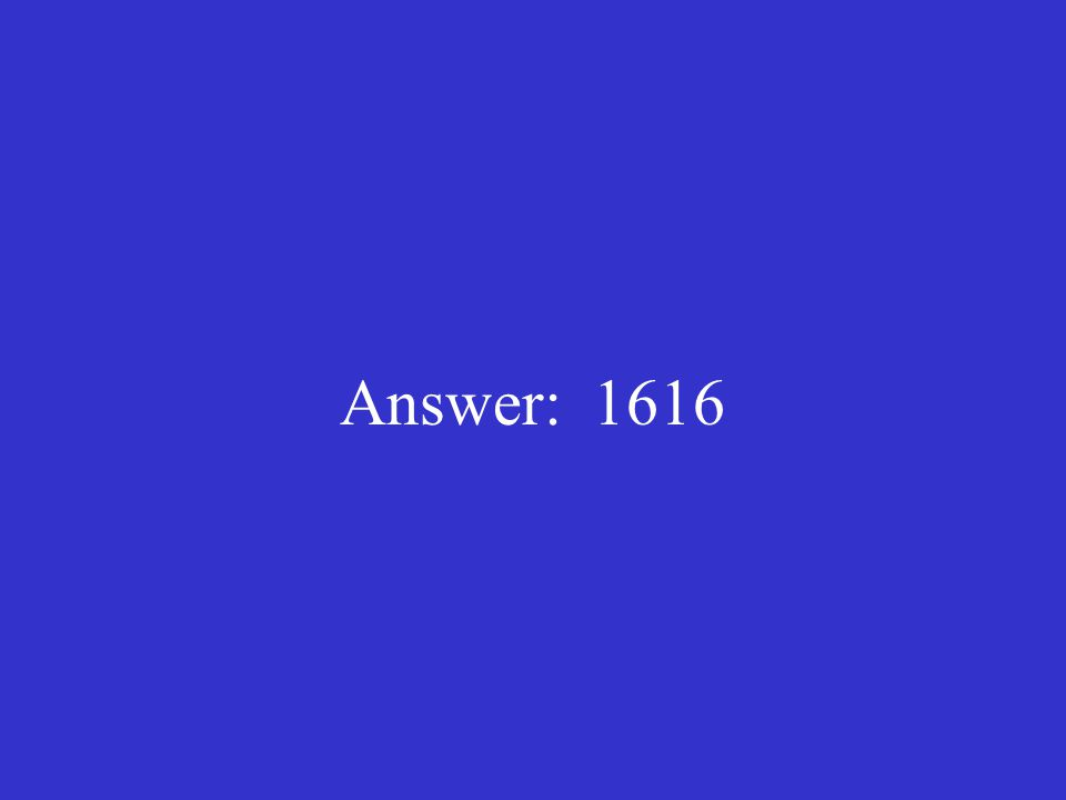 Answer: 1616