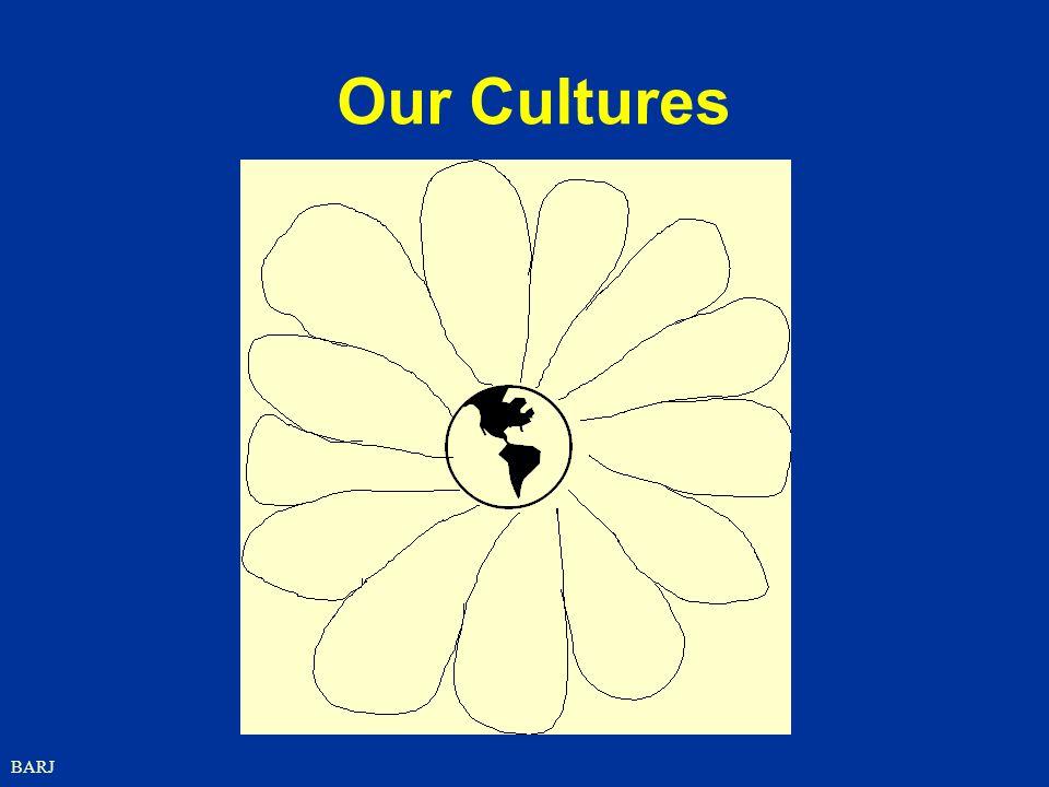 Our Cultures BARJ