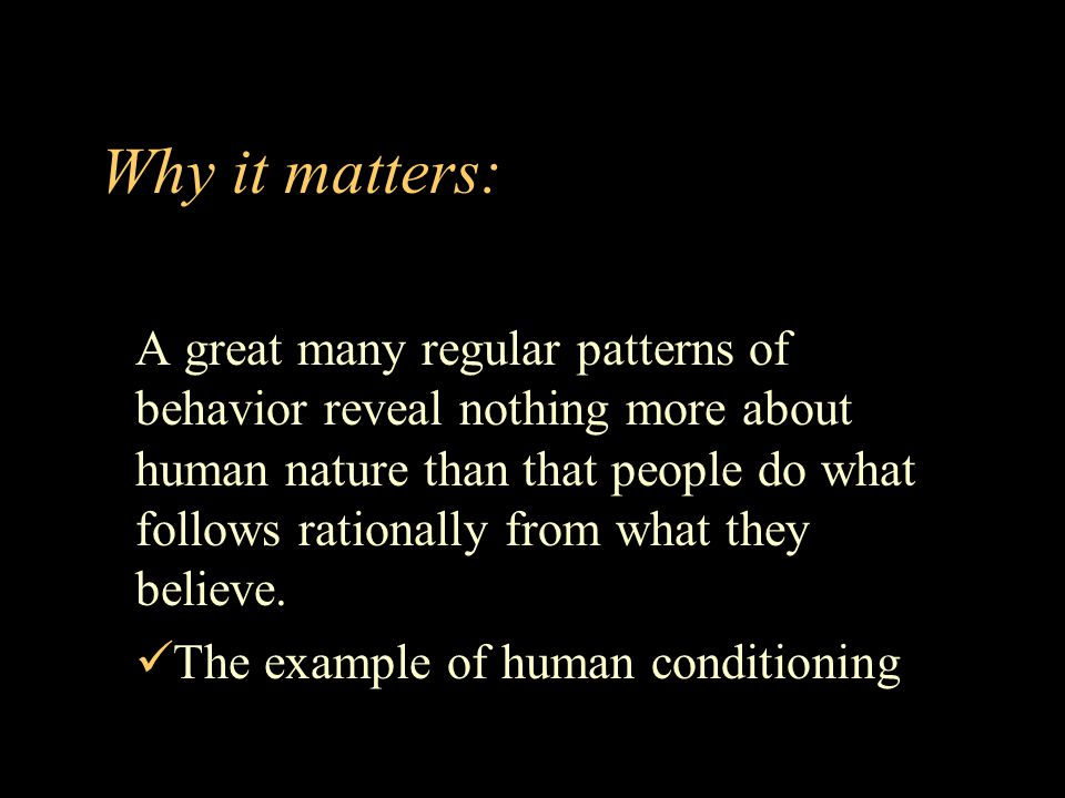 Why it matters: