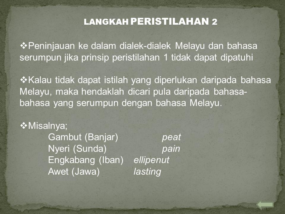 Engkabang (Iban) ellipenut Awet (Jawa) lasting