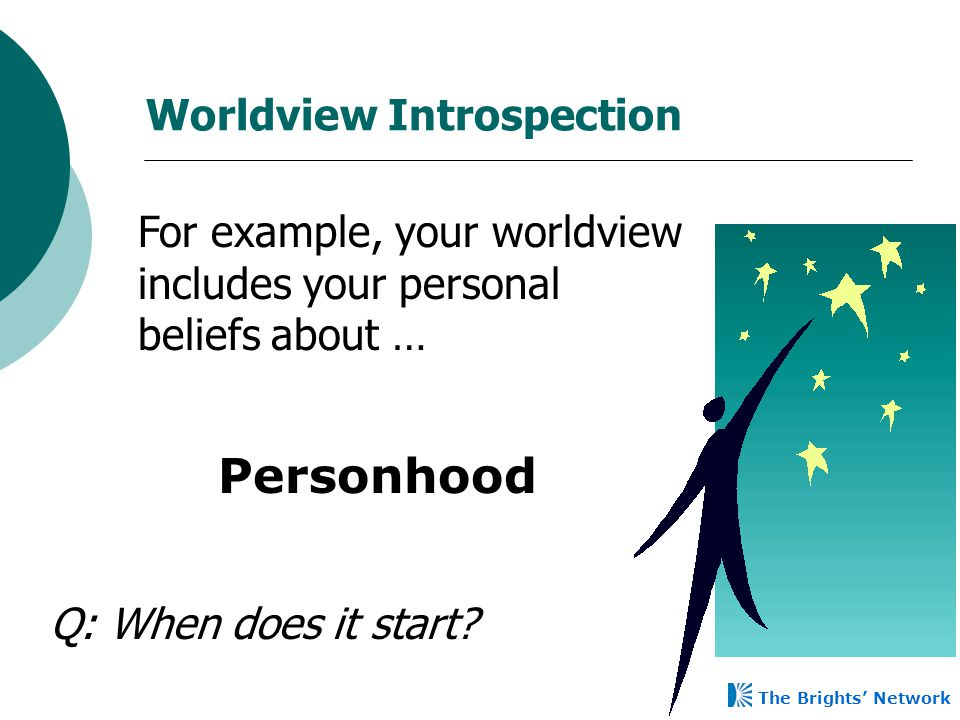 Worldview Introspection