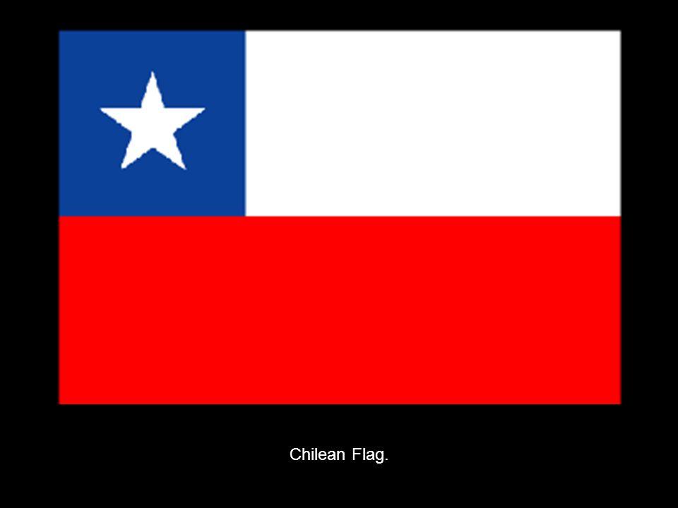 Chilean Flag.