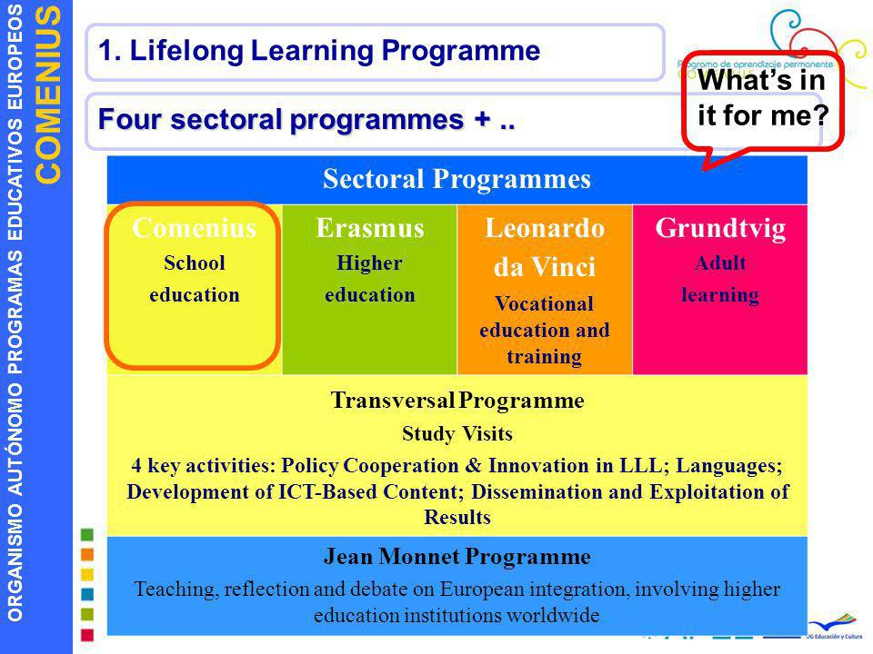 Vocational education and training