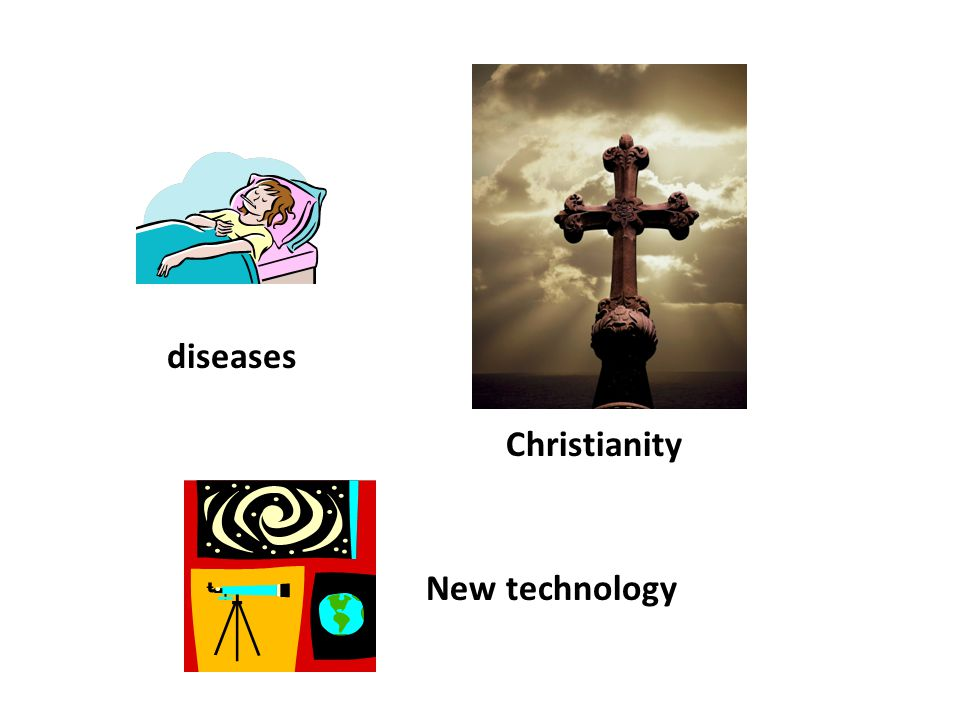 diseases Christianity New technology