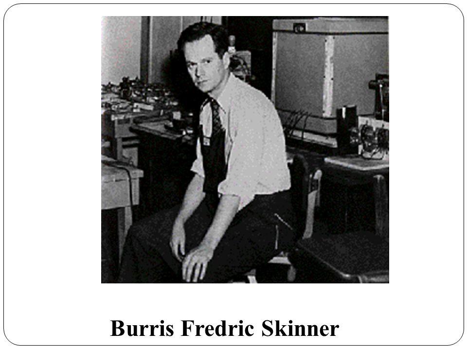 Burris Fredric Skinner