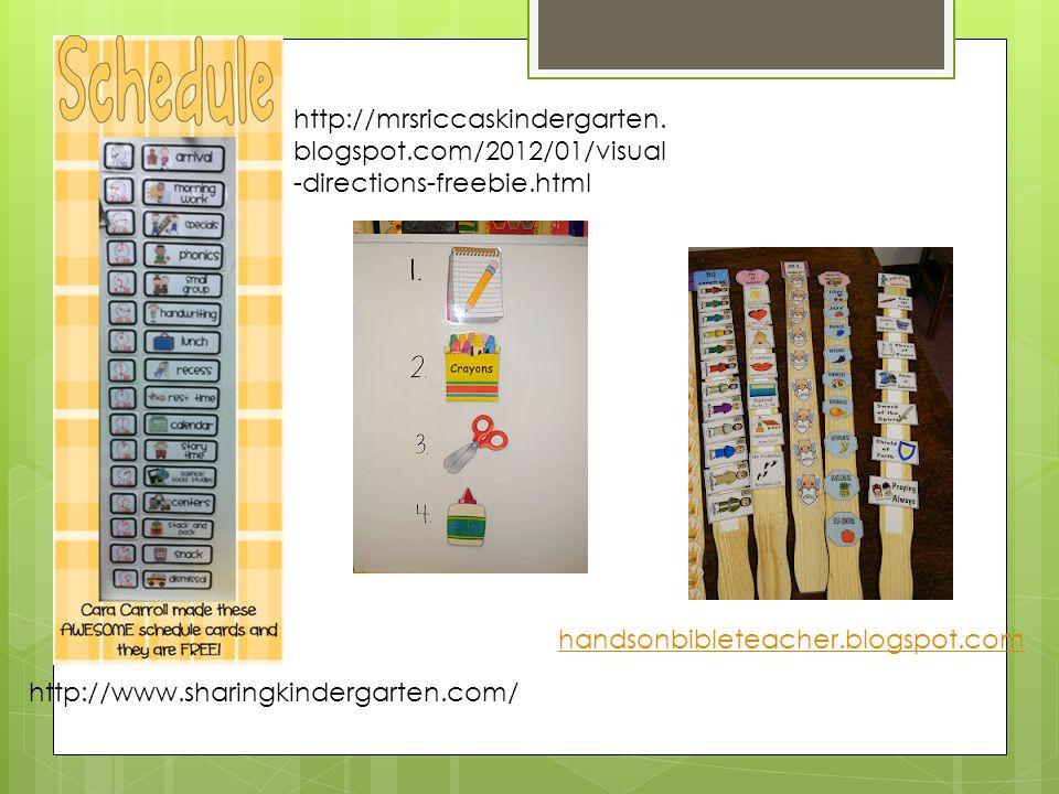 http://mrsriccaskindergarten. blogspot
