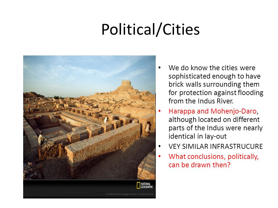 Political/Cities
