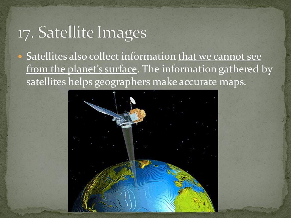 17. Satellite Images