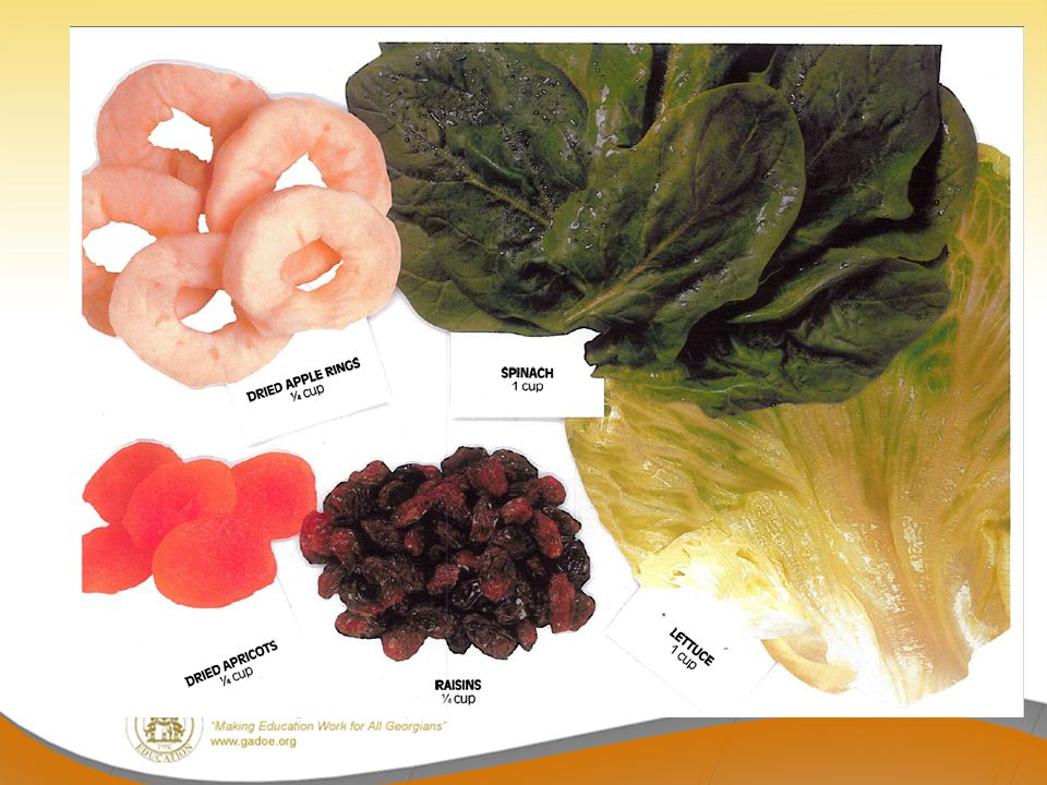 What's different about these fruits and vegetables