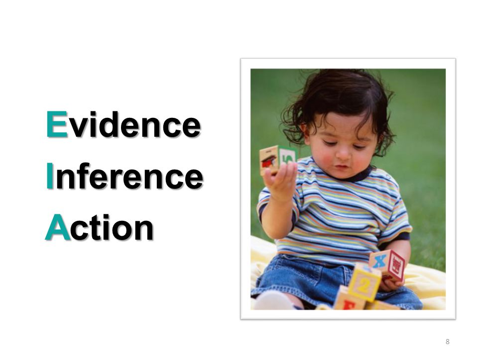 Evidence Inference Action 8