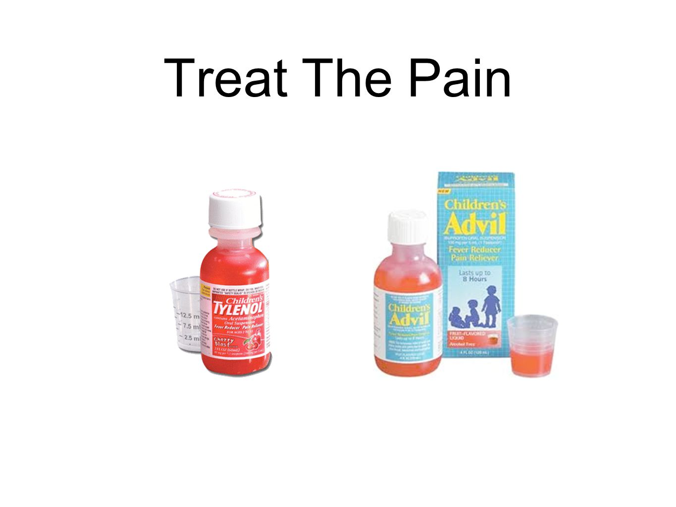 Treat The Pain