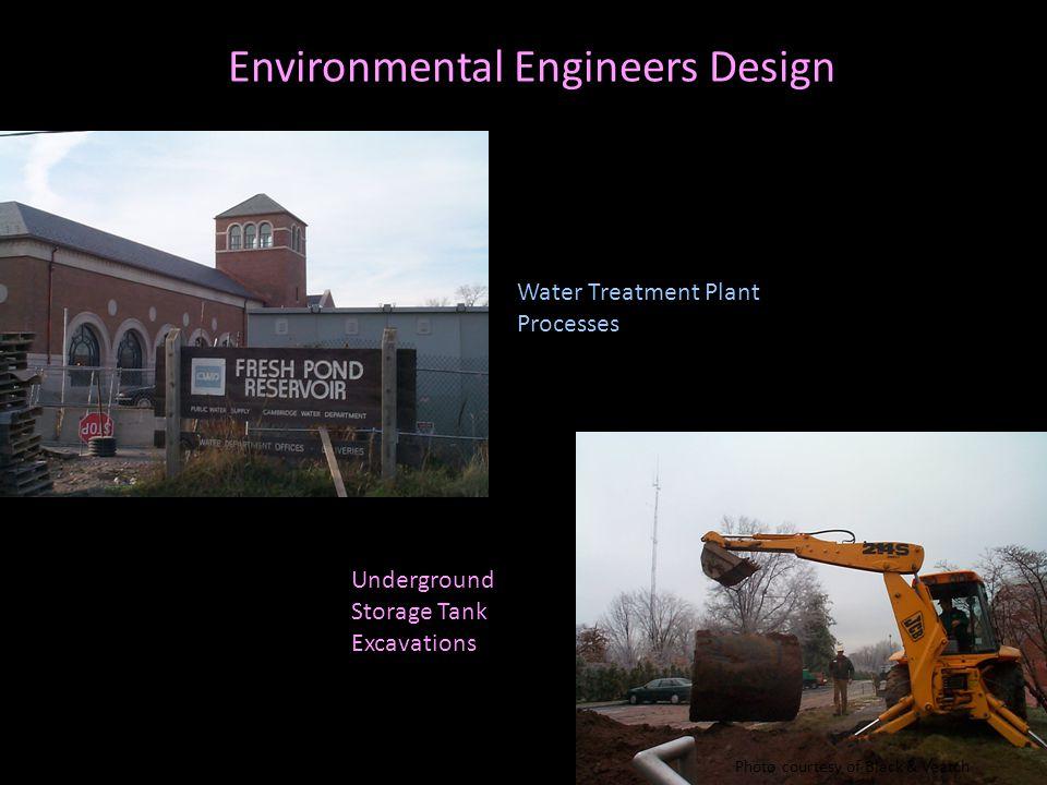 Environmental Engineers Design