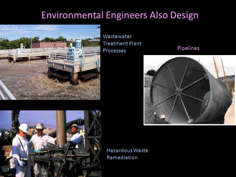 Environmental Engineers Also Design