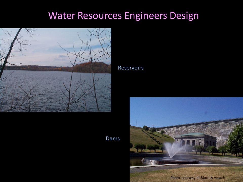 Water Resources Engineers Design