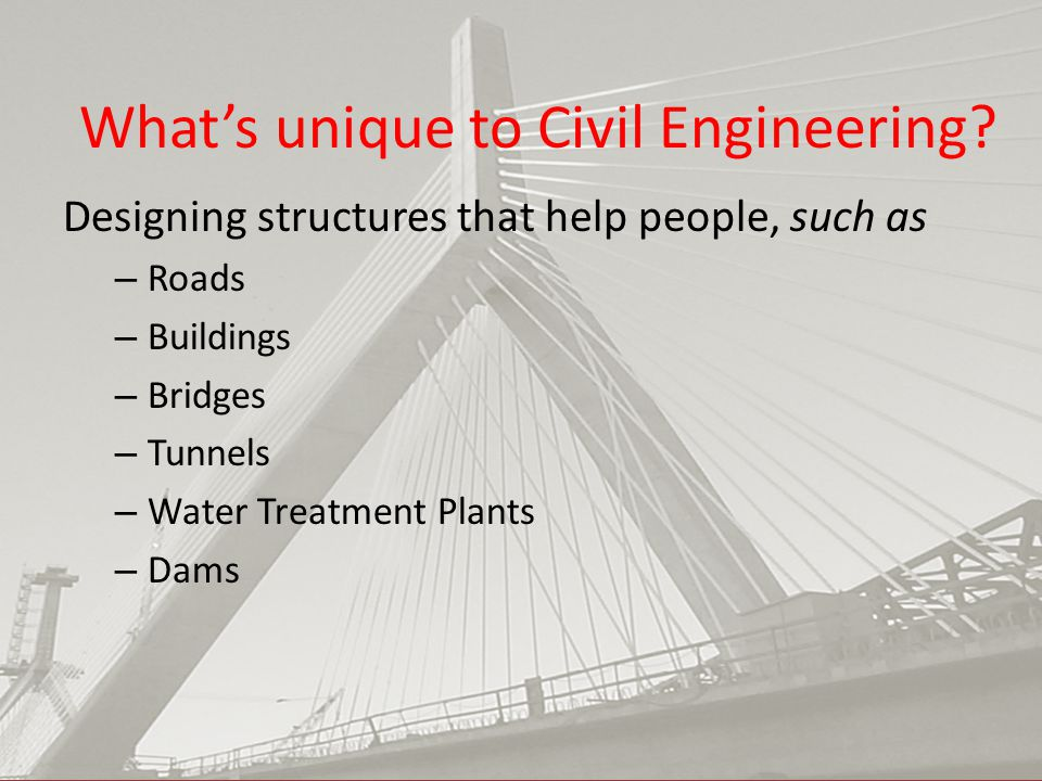 engineering hsc civil structures A study of the history of civil engineering reveals that a civil engineer was initially a military engineer with expertise in civil structures, geology, and.