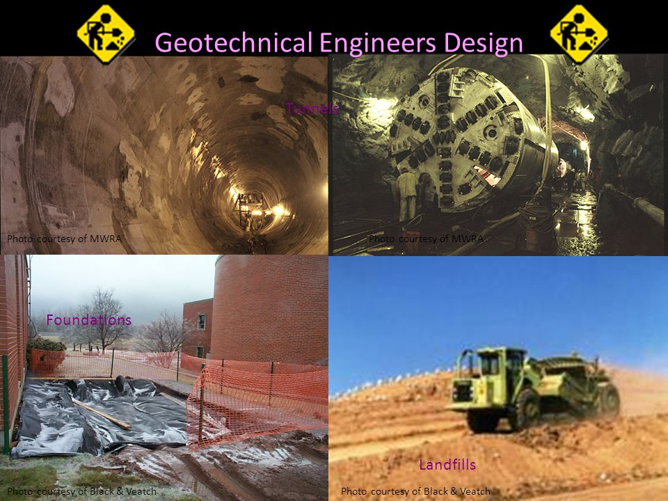 Geotechnical Engineers Design