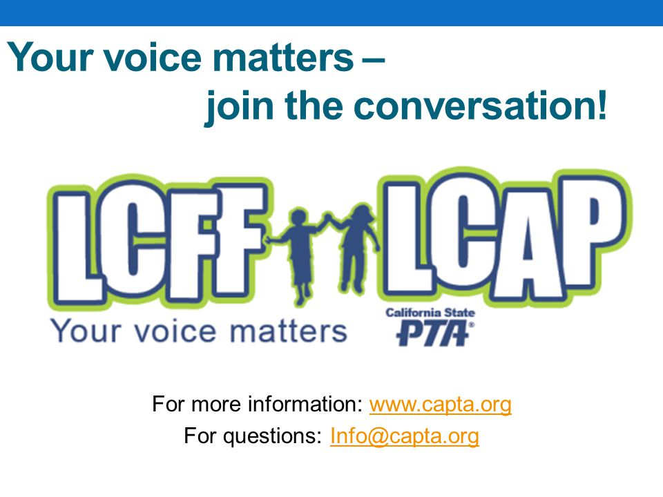 Your voice matters – join the conversation!
