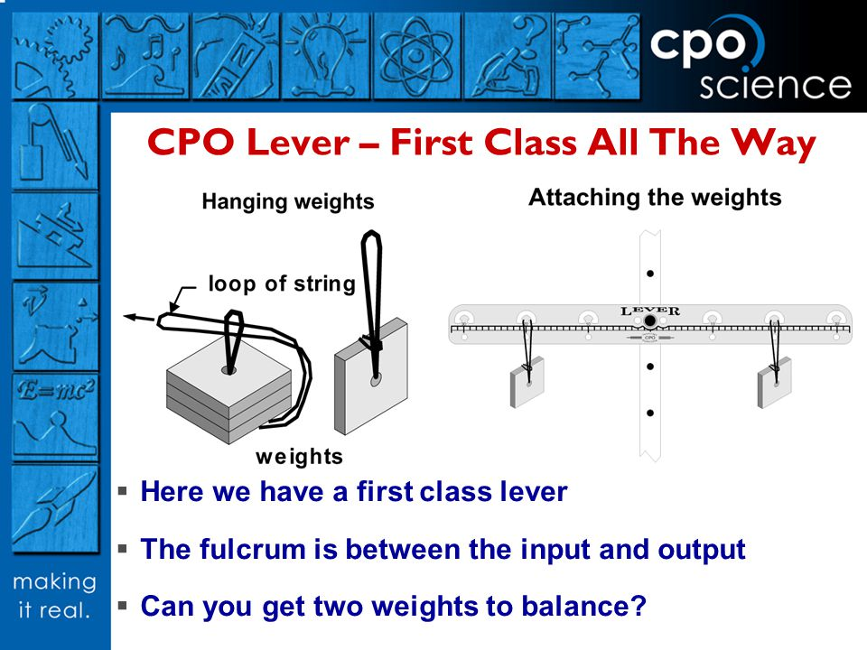 CPO Lever – First Class All The Way