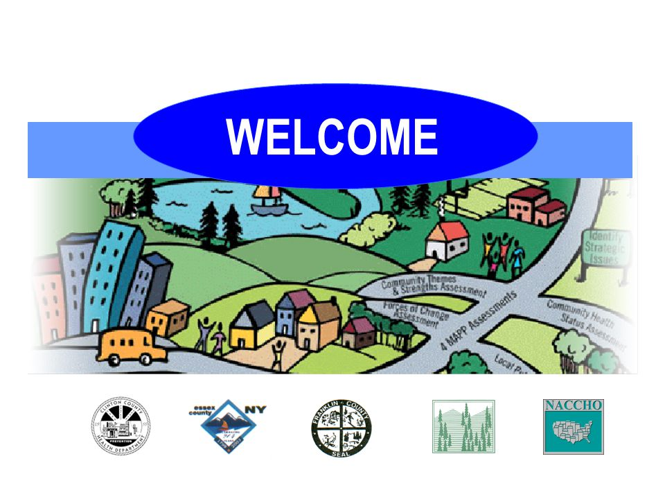 WELCOME _______________________________________________________________